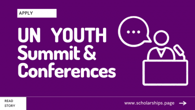Fully-funded United Nations Youth Summit Attend UN Conference