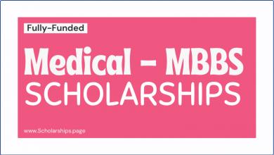 Medicine (MBBS) Scholarships Apply to Win Medical Scholarship Funding!
