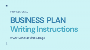 Guide to Write a Business Plan Professional Hands-on Tips
