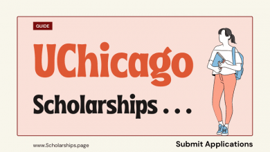 University of Chicago Scholarships Online Applications Invited!