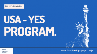 Yes Program Scholarships by Kennedy-Lugar Youth Exchange and Study Yes Program, USA
